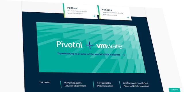 VMware to Acquire Pivotal Software at $2.7 Billion valuation