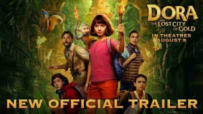 Dora and the Lost City of Gold Hindi + Eng + Telugu + Tamil 480p Full Movies 2019