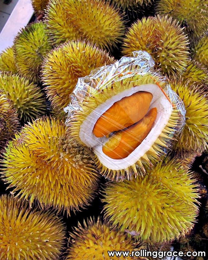 red durian sabah