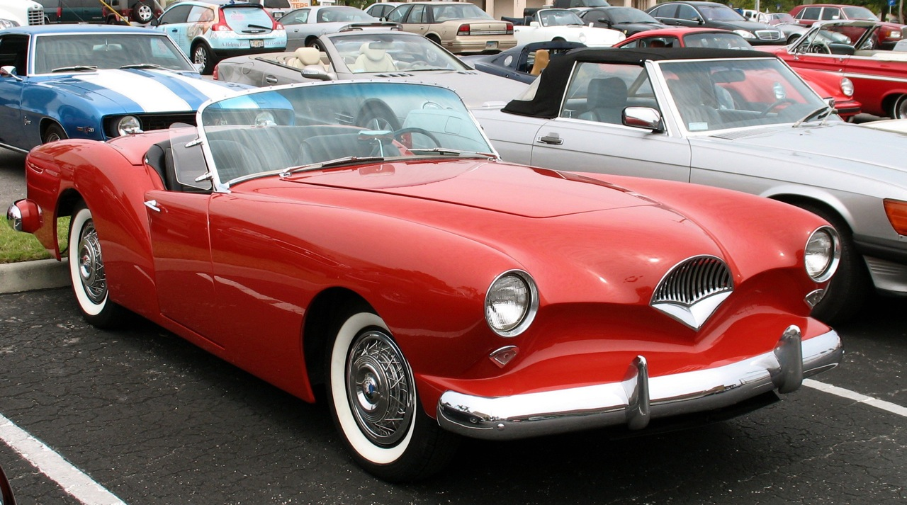 Dutch Miller Dodge >> KAISER-DARRIN: AMERICA'S FIRST SPORTS CAR!