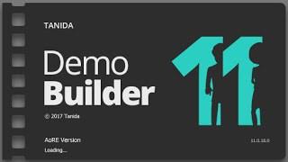 Tanida Demo Builder 11.0.30.0 Full Version