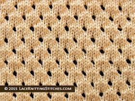 Lace Chart #13