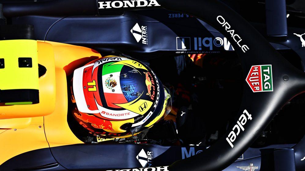 Perez rodou em sua primeira volta voadora no Q3
