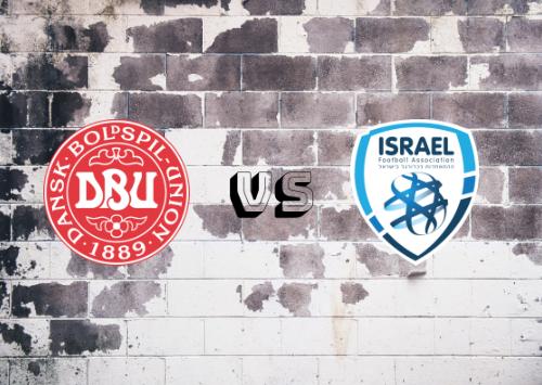 Dinamarca vs Israel  Resumen