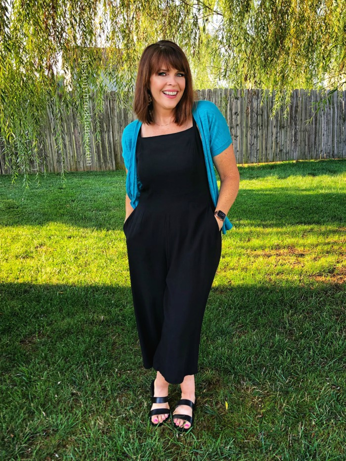 Sunday Style Over 50 - Finding Peace