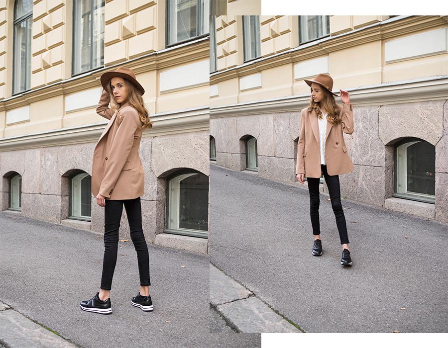 Syyspukeutuminen, muotibloggaaja - Autumn outfit, fashion blogger