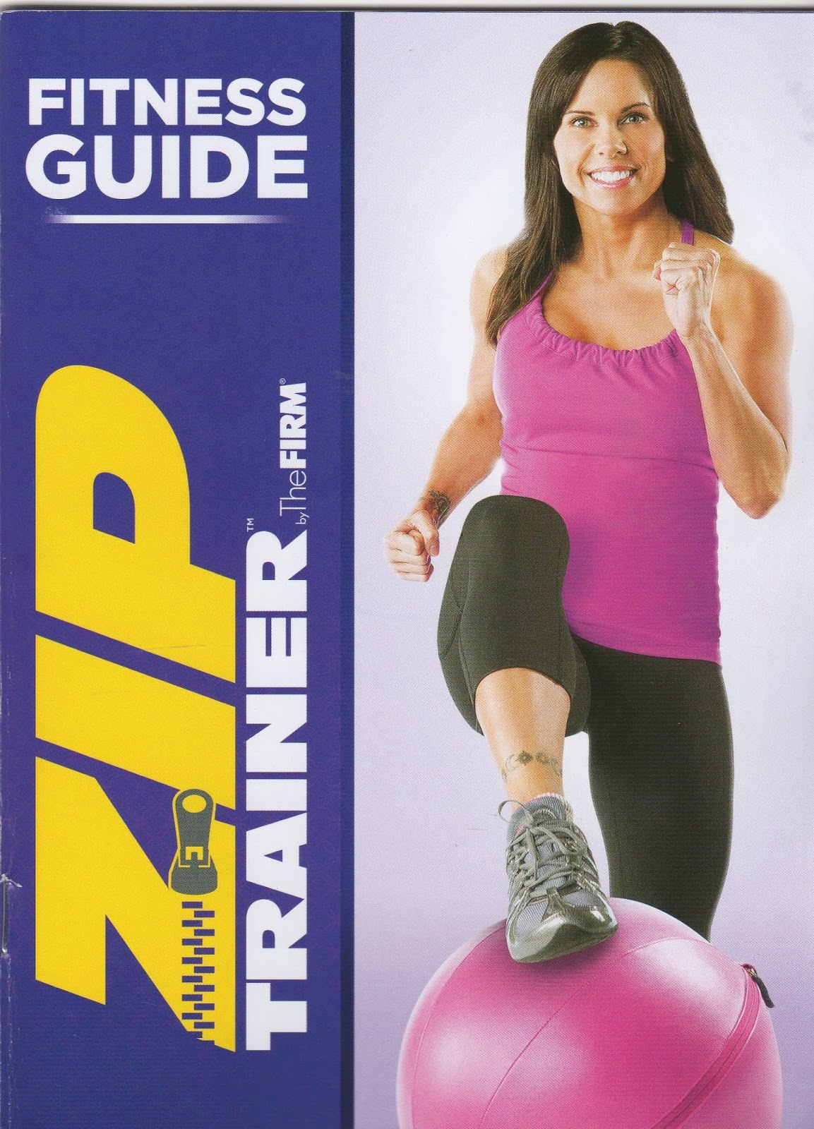 Saundra The Firm Zip Trainer Review
