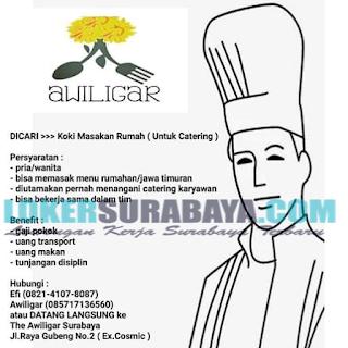 Bursa Kerja Terbaru di The Awiligar Surabaya Juni 2019