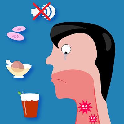 Faringite – inflamação da garganta