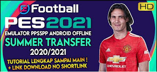 Tutorial Download Dan Install Game PES 2021 PPSSPP Android Offline Terbaru