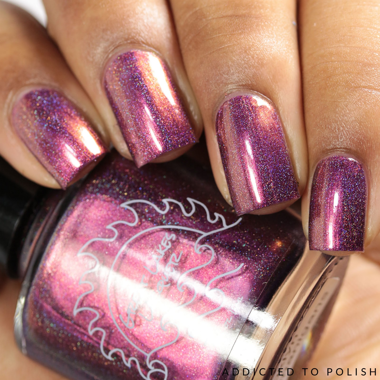 Great Lakes Lacquer Brooklyn Shenanigans