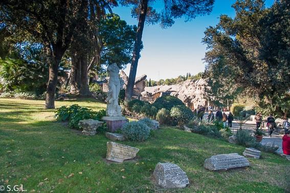 Italica, la ciudad romana de Sevilla