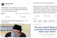 HEBOH... Netizen Aktivis Muslim Bersyukur Aki-aki Yang Selama Ini Dinilai Menyesatkan Umat Telah Mati