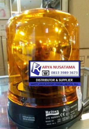 Lampu Rotary Britax Beacon Amber 12Vdc di Palembang