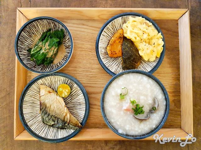 拉波波村營區海鮮粥