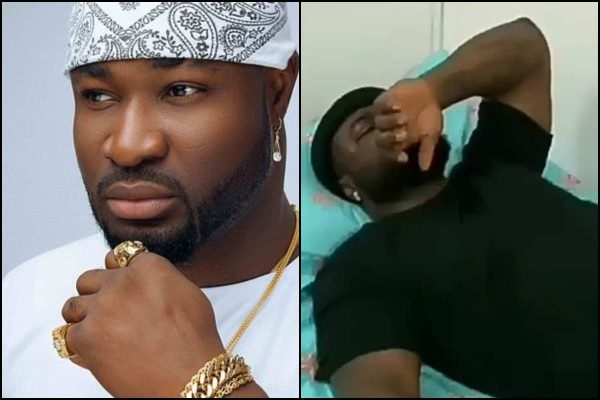 Harrysong in comma After poisoned in Ghana