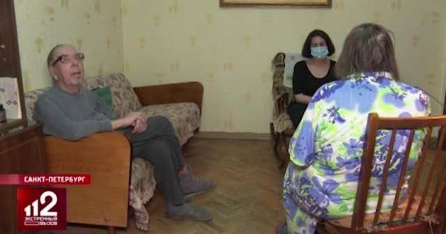 Пожилой петербуржец умер после отнятия его квартиры черными риелторами