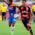 Vitória empata com Fortaleza na estreia na Copa do NE