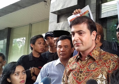 Bilang Pengikut Aksi 212 Adalah Kaum Intoleran, Metro TV Dilaporkan ke KPI