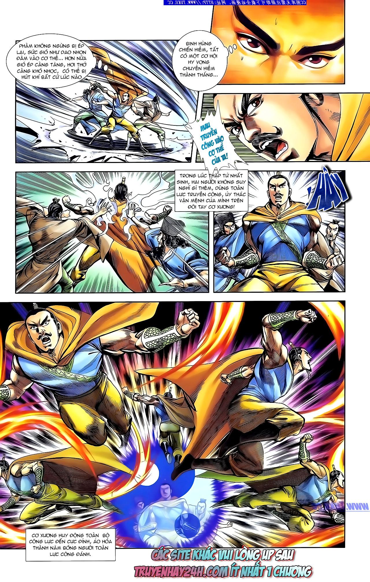 Cơ Phát Khai Chu Bản chapter 133 trang 31
