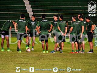 Oriente Petrolero - Equipo Titular Fecha 8 Clausura 2015-2016 - DaleOoo.com sitio del Club Oriente Petrolero