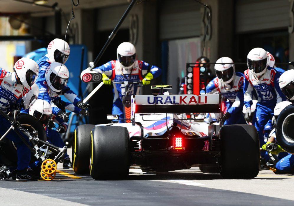 A Haas apontou a melhoria dos pit stops como uma das áreas que deseja melhorar nesta temporada