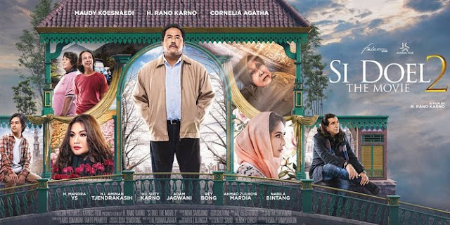 Lebaran Nonton Si Doel The Movie 2