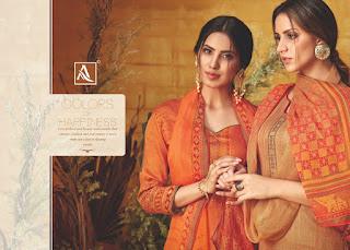 Alok Suits Kavisha Jam Cotton Salwar Kameez Catalog