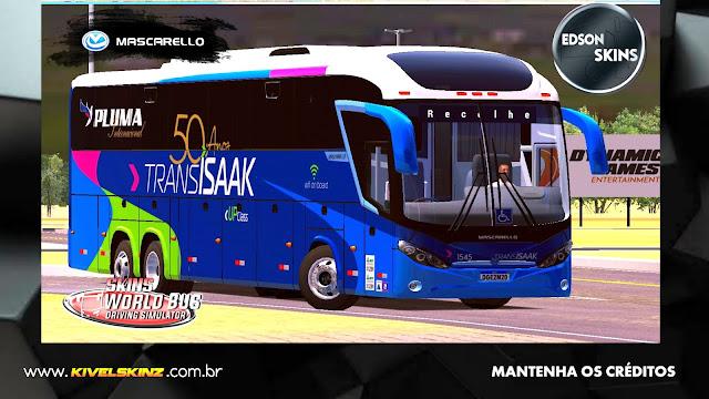 MASCARELLO ROMA R8 - VIAÇÃO TRANS ISSAK
