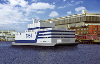 World's First Floating Nuclear Power Plant becomes operational