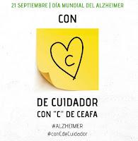 """Con """"C"""" de cuidador - D�a Mundial del Alzheimer"""