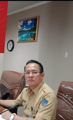Boy Tumiwa Puji Kabag Protokol Sekda Provinsi. Terkait Usulan dan Membagi Pengalaman