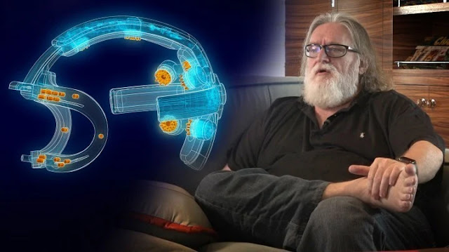 Gabe Newell Is Developing A Game That Can Be Controlled By Brain