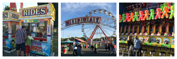 New England Fall Events_The Big E_Midway_Games and Rides_Ferris Wheel