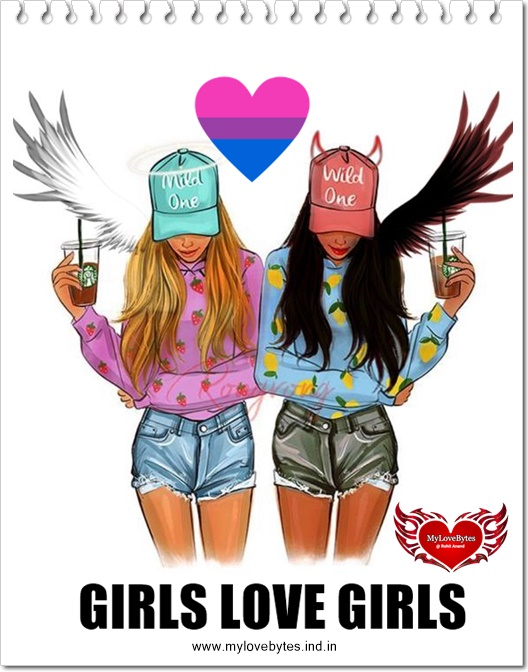 Bisexual Female Quotes and Sayings for Girlfriend With Images