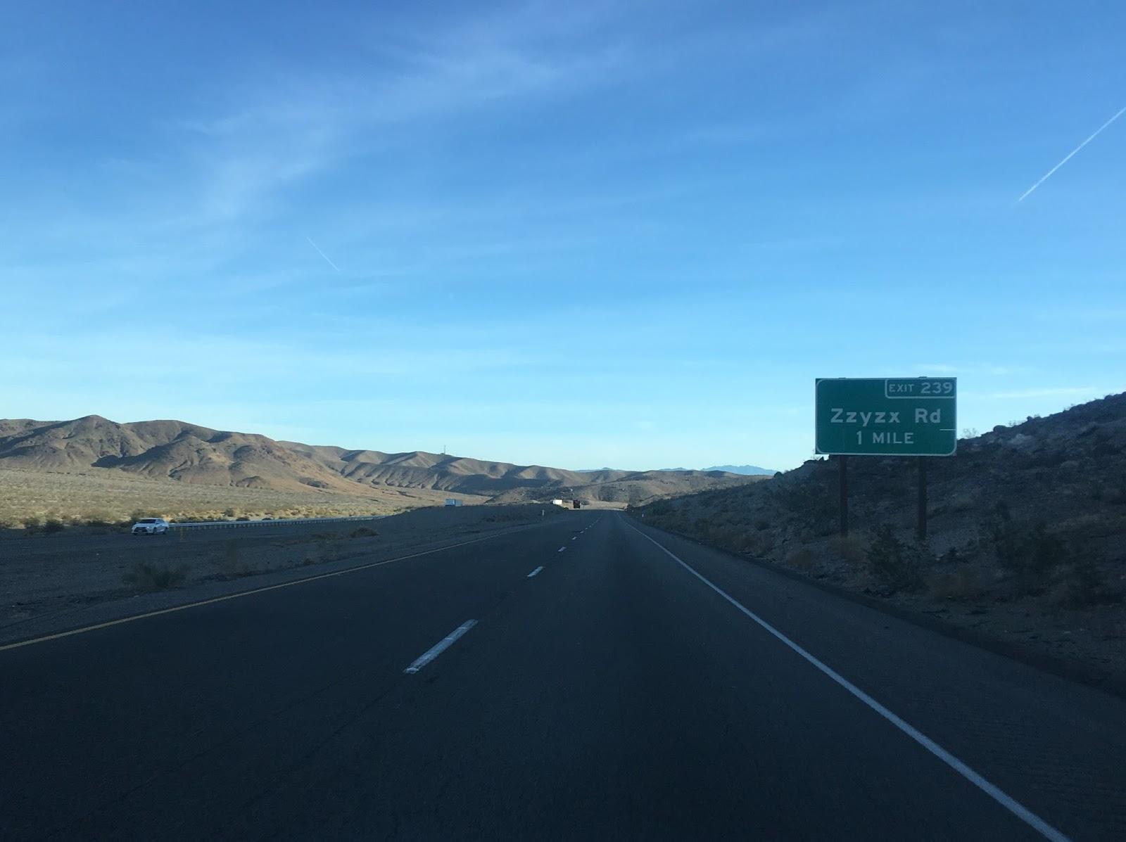 2018 Mojave Road Trip Part 2
