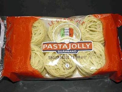 Confezione di tagliatelle Pasta Jolly Sgambaro