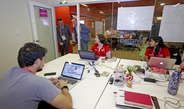 Conoce el centro de operaciones de los juegos Panamericanos y Parapanamericanos Lima 2019