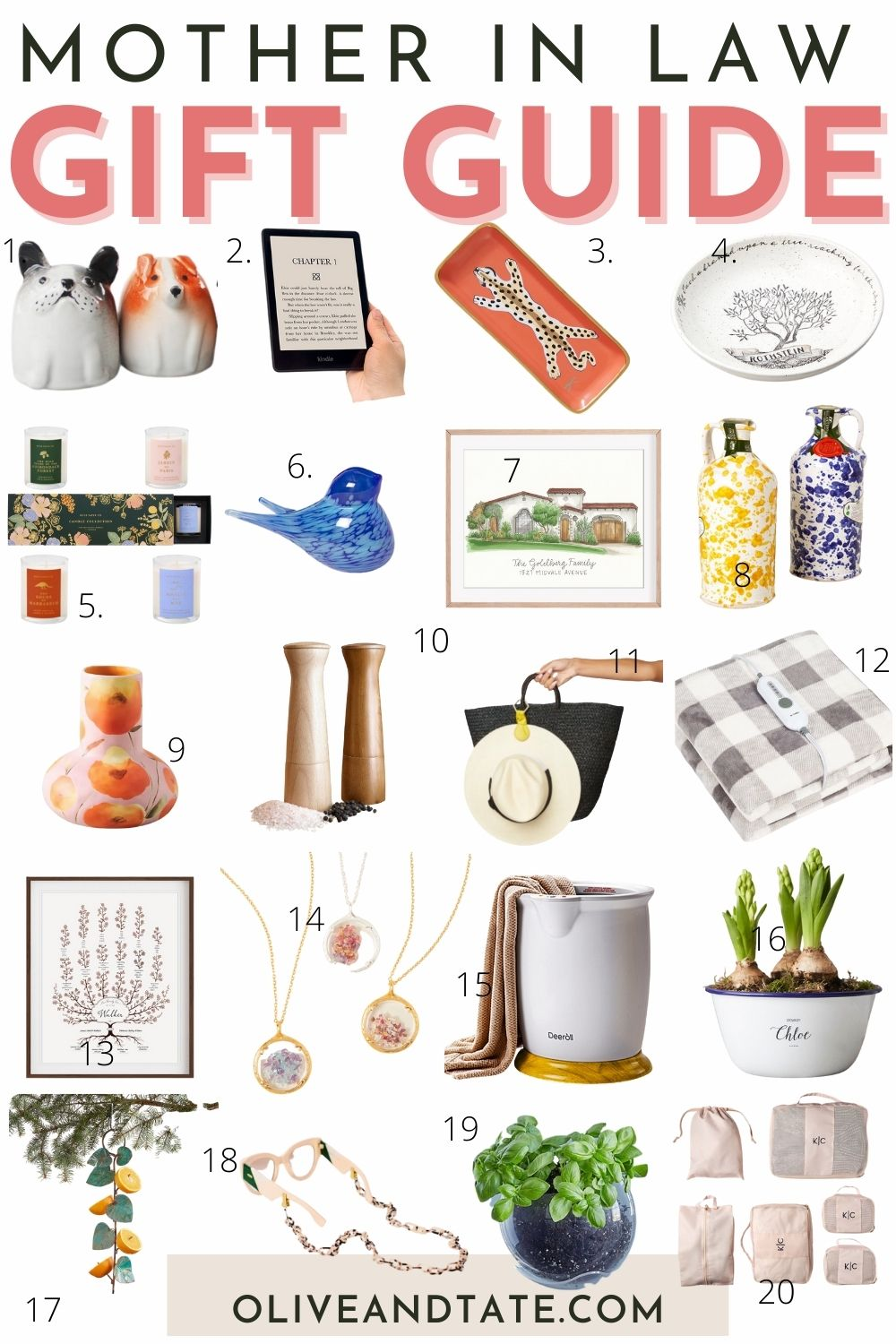 The Best Gifts for Mother In Law