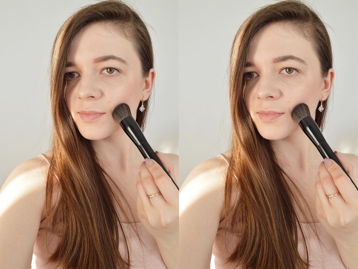 codzienny makijaż kosmetyki Nutridome