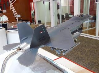 KFX/IFX Jet Tempur RI-Korsel