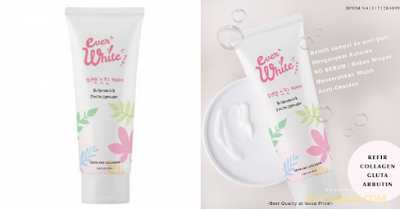 EVERWHITE FACIAL WASH - Daily Facial Foam