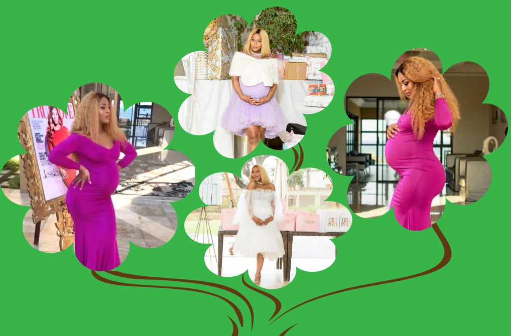Pictures Of Jessica Nkosis Second Baby Shower The Edge Search