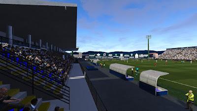 PES 2021 Stadium Municipal 22 de Junho