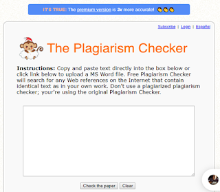 Plagiarism scanner, plagiarisme