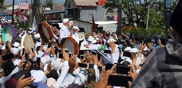 Usai Kerumunan Habib Rizieq, Pemkab Bogor Gelar Rapid Test Massal di Megamendung