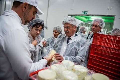 Az élelmiszeripar a magyar gazdaság egyik húzóágazata