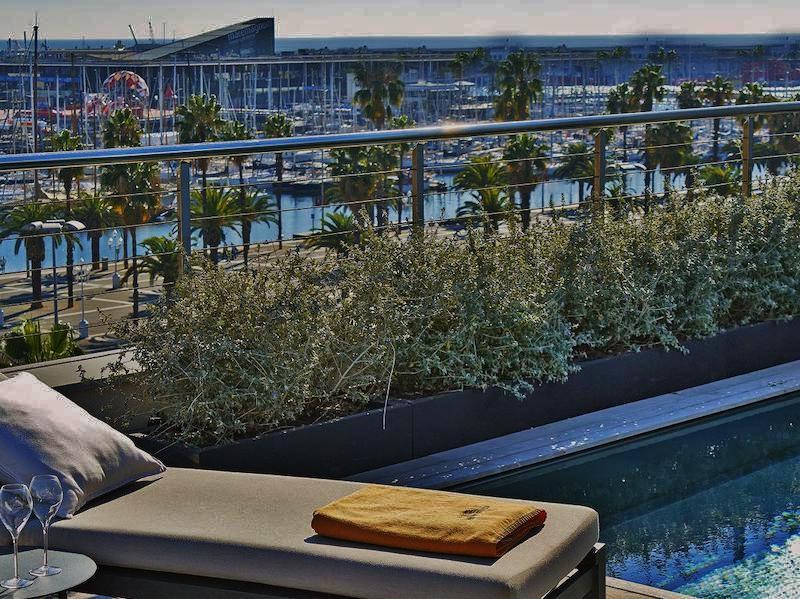Barcelona - Spain - Hotel The Serras