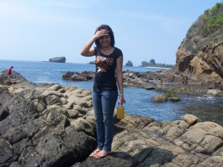 Papuma Beach Jember - East Java