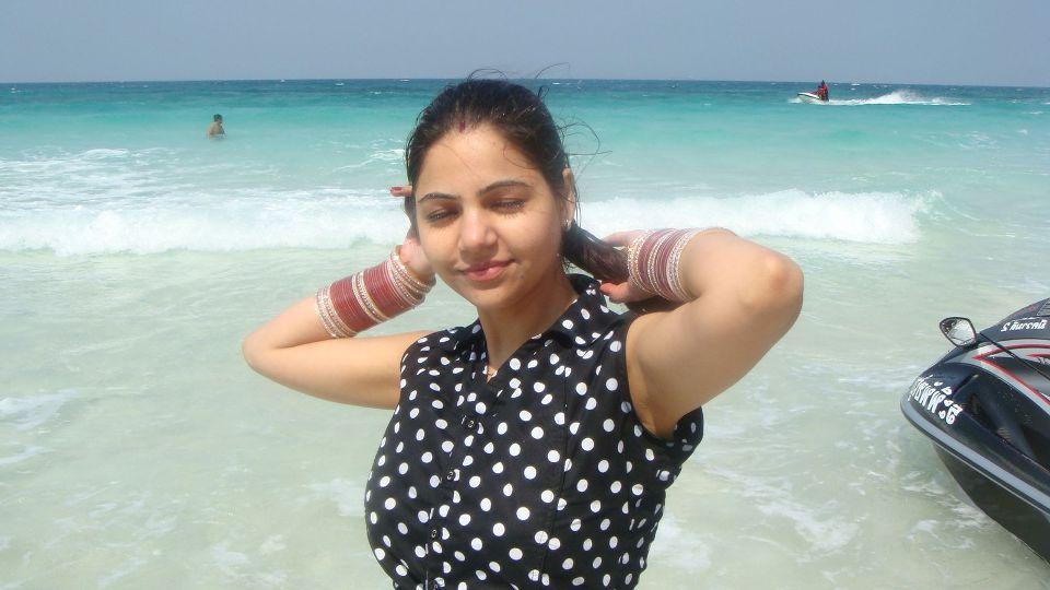 I am swathi naidu real watch my full videos here - 1 5